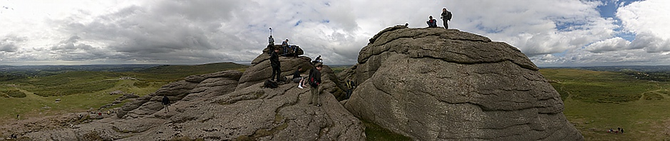 Haytor East View