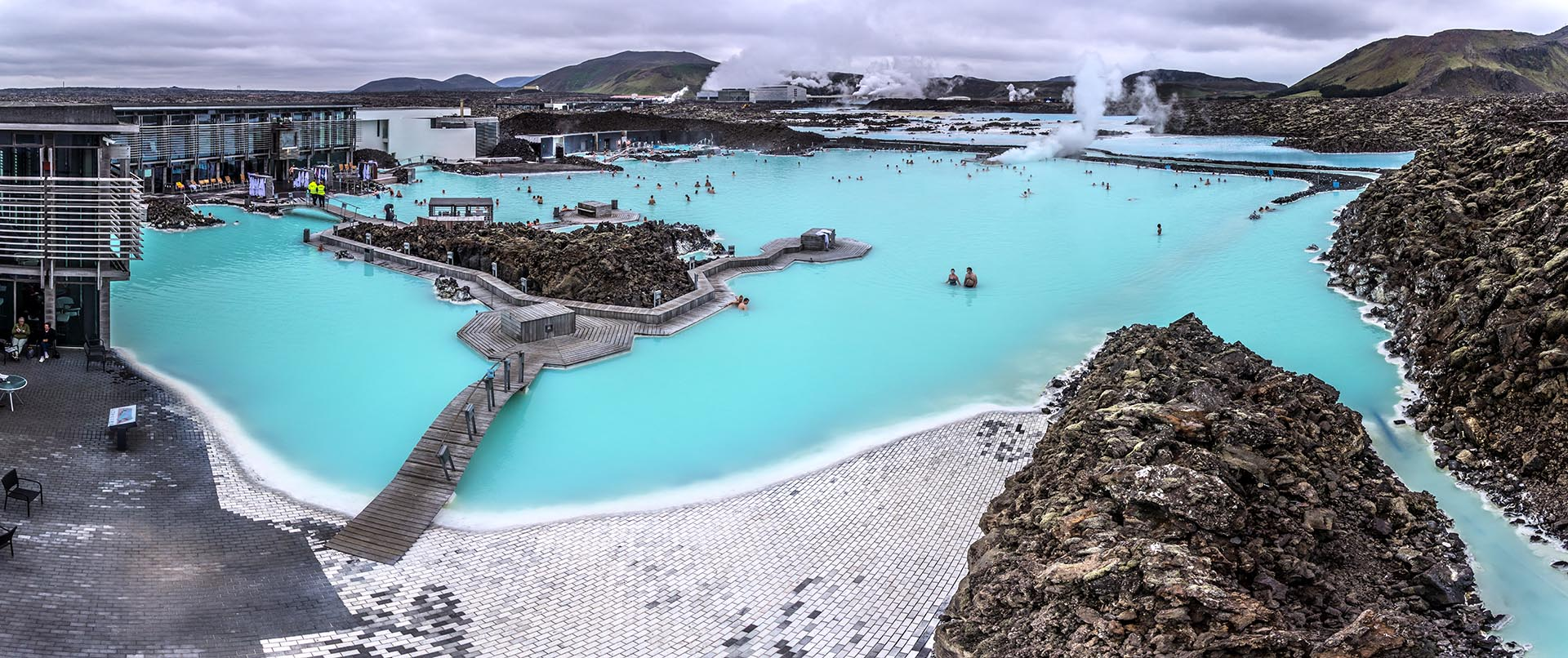 Blue Lagoon Geothermal Spa In Iceland | Lobster House