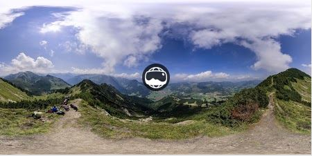 Google Photo Sphere Icon