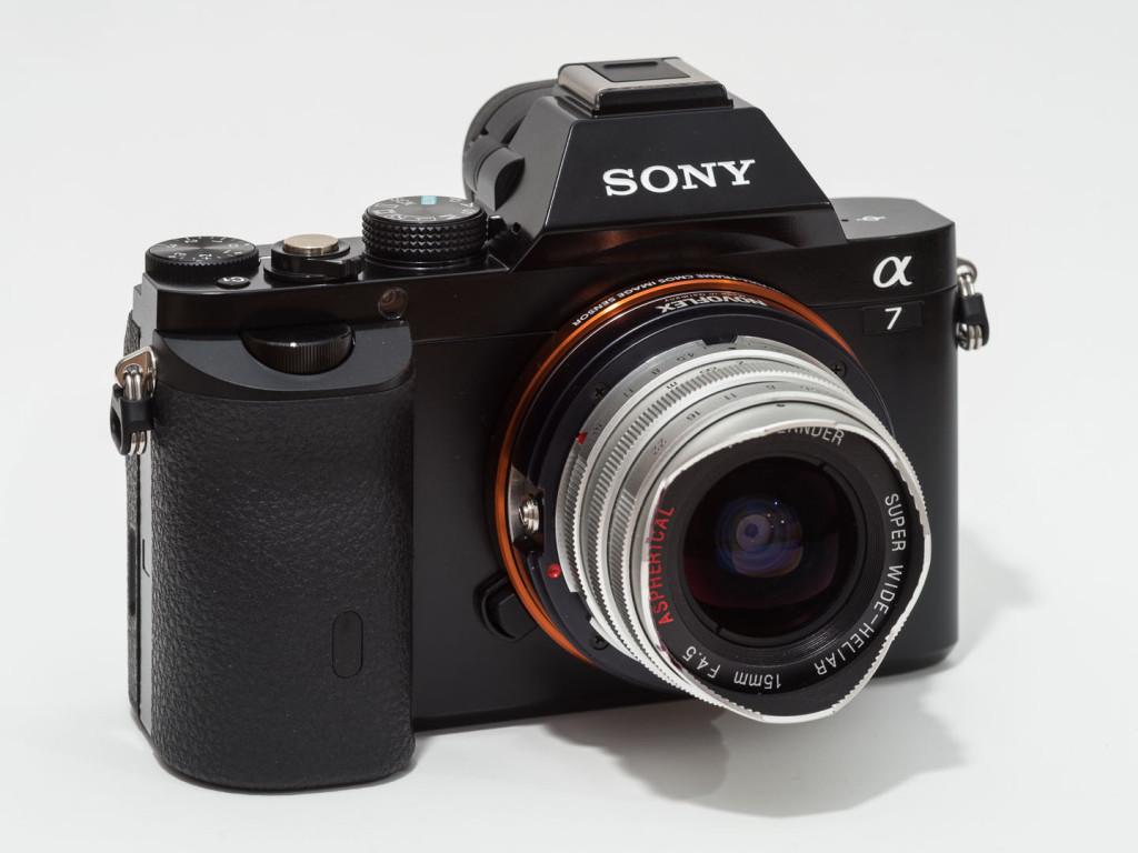 Sony Alpha A7 ,A7R, Α7s , Α7ΙΙ, Α7RII, A7sII Full Frame ...
