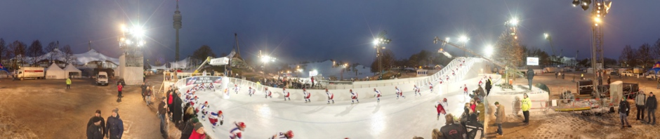 Red Bull Crashed Ice Qualifying