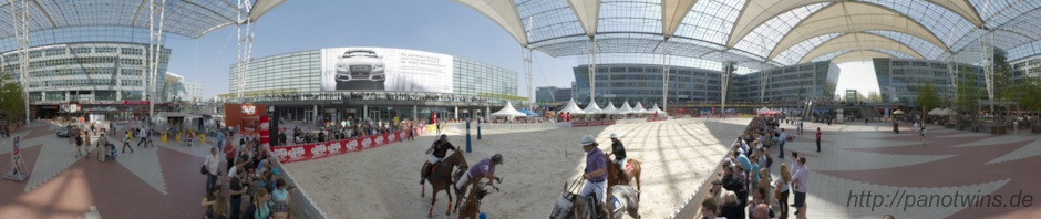 Arena Polo at Munich Airport