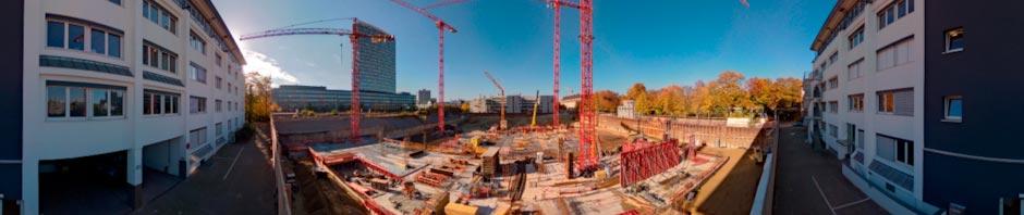 TÜV Construction Site in October 2016 (SE)
