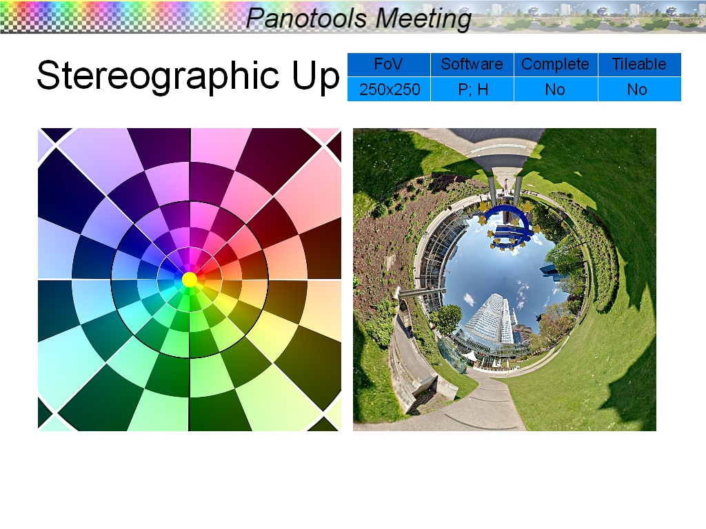 Reprojecting equirectangular images – PanoTwins
