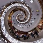Café Fünf Höfe Droste Spiral