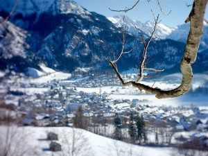 Magic Experiments - Bad Hindelang Seen From Nusche