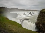 Long time exposure (30 sec) of Gullfoss