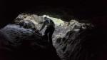 Cave in Dimmuborgir