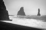 Rocks of Reynisdrangar