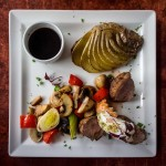 Surf and turf (icelandic style)