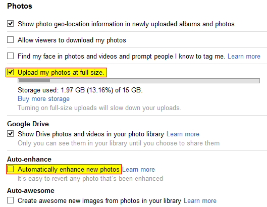 Google+-Photo-Settings