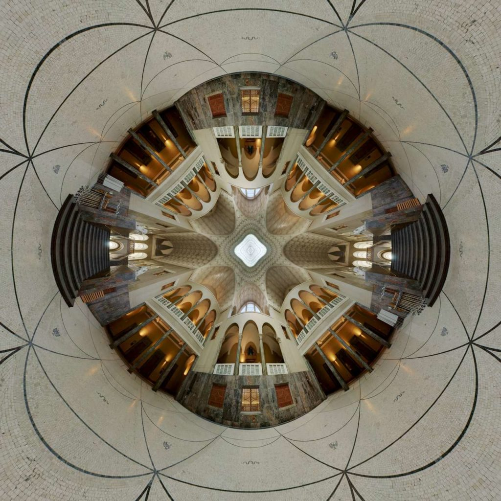 Ludwig Maximilian University of Munich - Stereographoc Double Up