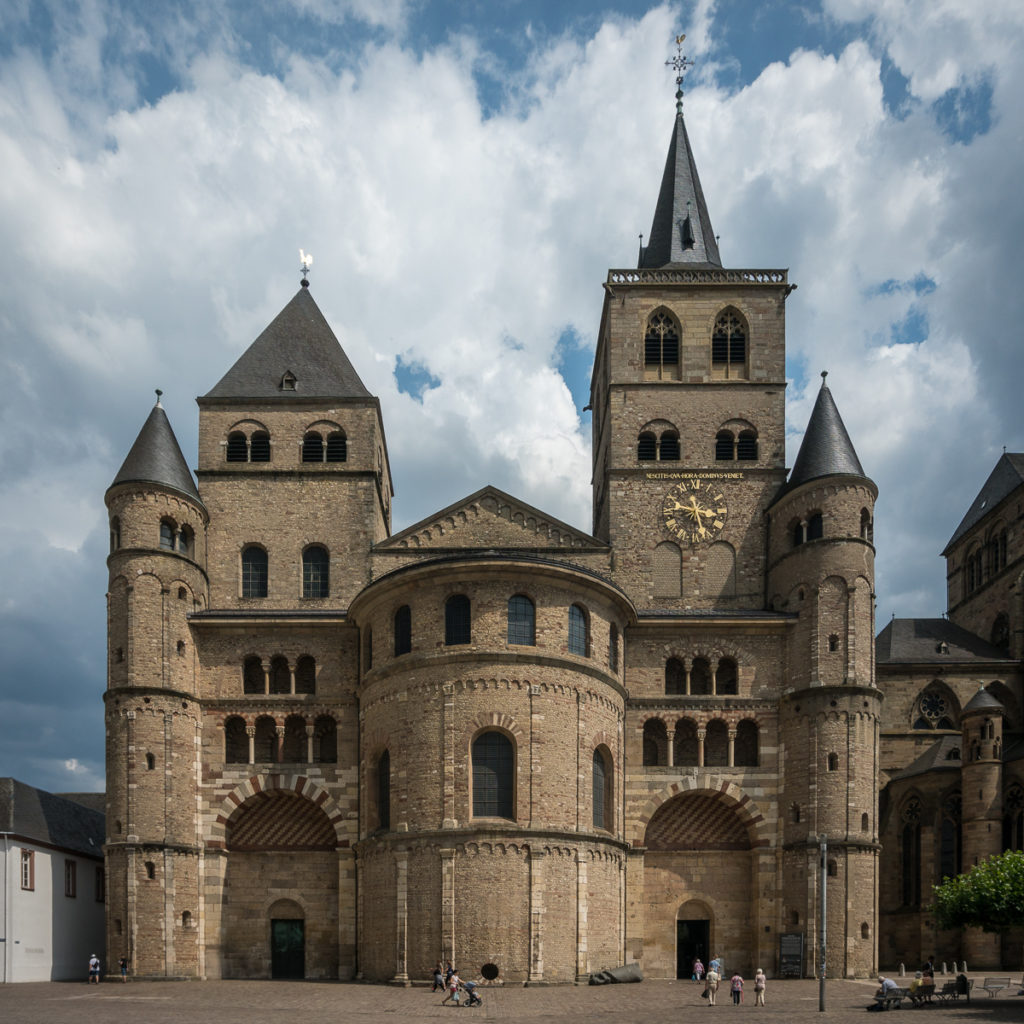 High Cathedral of Saint Peter in Trier