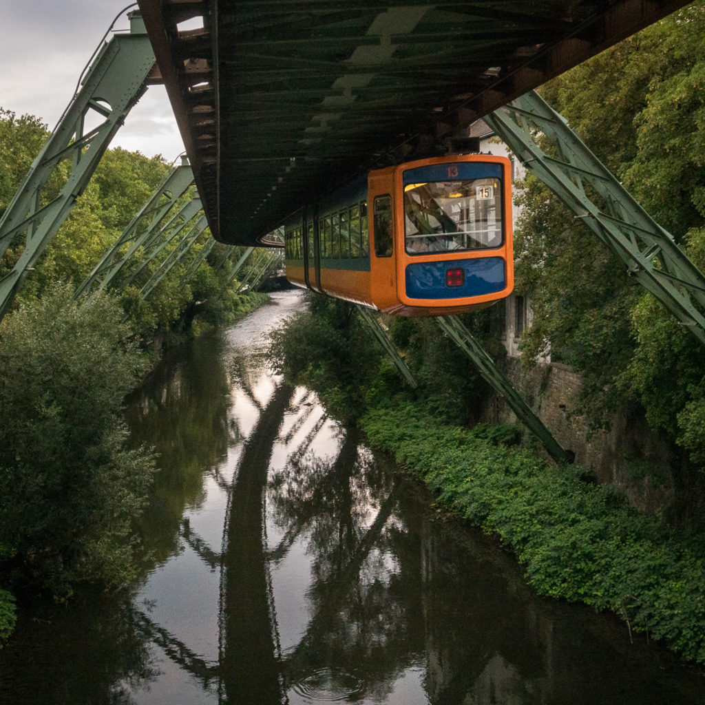 Wuppertal Suspension Railway