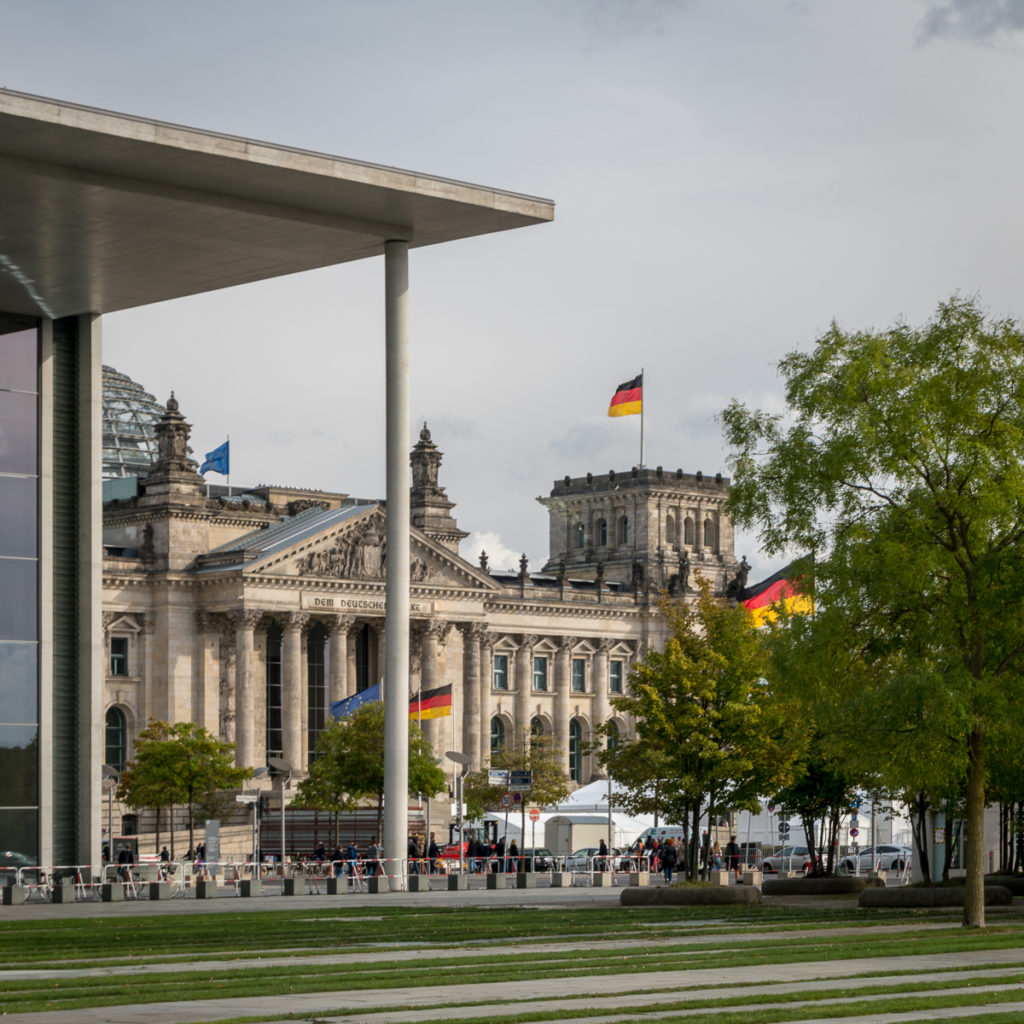 Visiting Berlin...